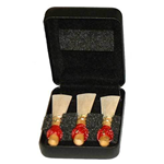 Hodge Products MM110173 Basson Reed Case Hodge ( 3 Reeds)