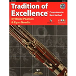 Tradition of Excellence Bk. 1 Bassoon
