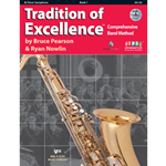 Tradition of Excellence Bk. 1 Tenor Saxophone