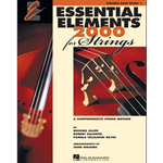 Essential Elements for Strings Bk. 1 Double Bass