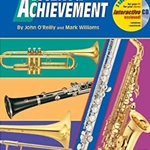 Accent on Achievement Bk. 1 Trumpet