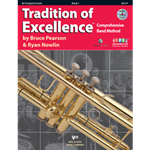 Tradition of Excellence Bk. 1 Trumpet/Cornet