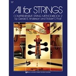 All for Strings Bk. 2 Violin