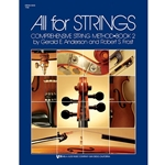 All for Strings Bk. 2 String Bass