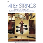 All for Strings Theory Workbook Bk. 2 Viola
