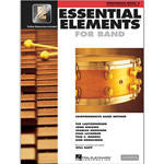 Essential Elements Bk. 2 Percussion
