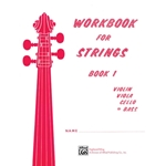 Workbook for Strings, Book 1, Bass