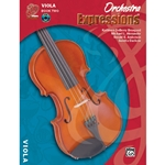 Orchestra Expressions, Bk. 2 Viola w/CD