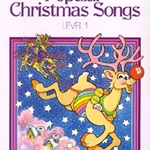 Bastien Popular Christmas Songs, Level 1