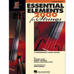 Essential Elements for Strings Bk. 1 Violin