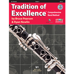 Tradition of Excellence Bk. 1 Clarinet