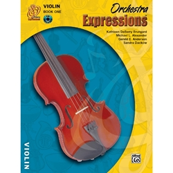 Orchestra Expressions, Bk. 1 Violin