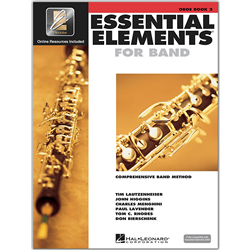Essential Elements Bk. 1 Oboe